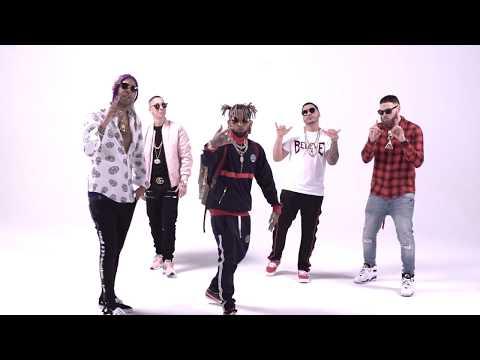 Maltrato (Remix) - Sou X Bryant Myers X Lary Over X Miky Woodz X Baby Rasta X Juhn [Official Video]