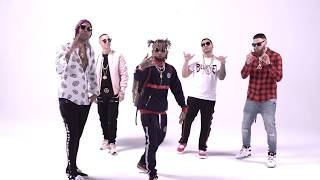 Maltrato (Remix) - Sou X Bryant Myers X Lary Over X Miky Woodz X Baby Rasta X Juhn [Official Video]