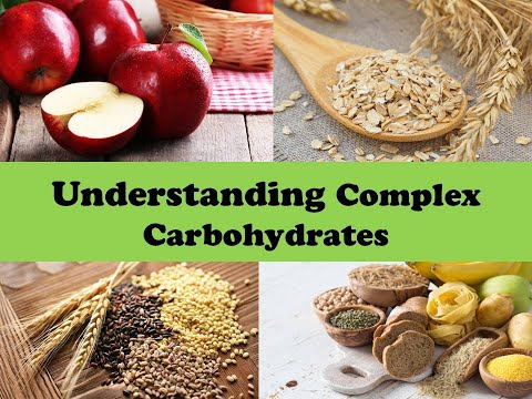 Understanding Complex Carbohydrates || Types of Carbohydrates PART3