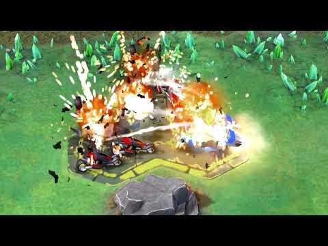 終極動員令:宿敵 Command & Conquer: Rivals