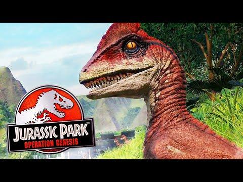 JURASSIC WORLD: EVOLUTION DEINONYCHUS | Jurassic Park Operation Genesis (Fallen Kingdom Mod)