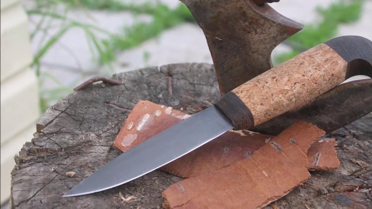 Рукоятки для ножей из пробки своими руками фото 623