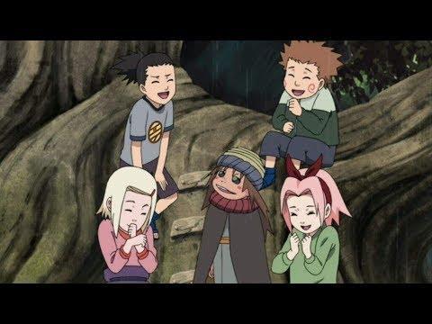 Yota Se Despide De Naruto Y Sus Amigos Sub Español