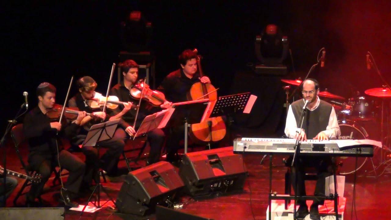 מרטיט: אהרן רזאל בשיר אהבה לתורה - דעתי עליה (הופעה חיה)