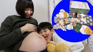 出産にそなえフィンランドベイビーボックスを買ってみた【アイスム企画】 thumbnail