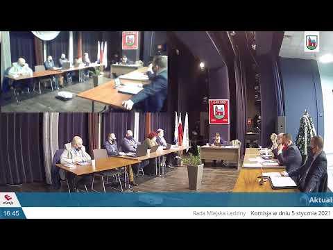 Posiedzenie Komisji Połączonych