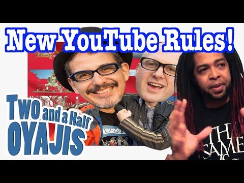 YouTube's NEW rules: Time to Panic?