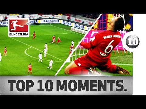 Thiago – Top 10 Bundesliga Moments