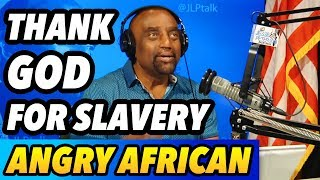 Why Shouldn't I Be Thankful for Slavery? (Jesse Lee vs. Asmerom) thumbnail
