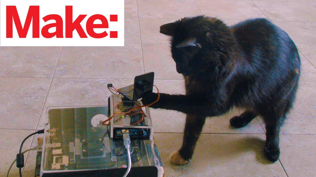 Weekend Project: Jetson TX1 Cat Spotter