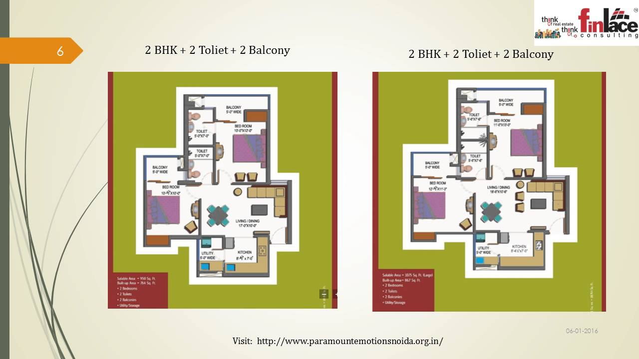 Paramount Emotions Lavish Homes At Noida Extension Youtube