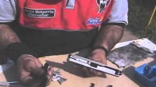 Despiece limpieza y armado pistola Glock 17