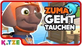 Zuma geht tauchen? 🐶🐬 Paw Patrol im Einsatz - Deutsch | Nintendo Switch Spiel