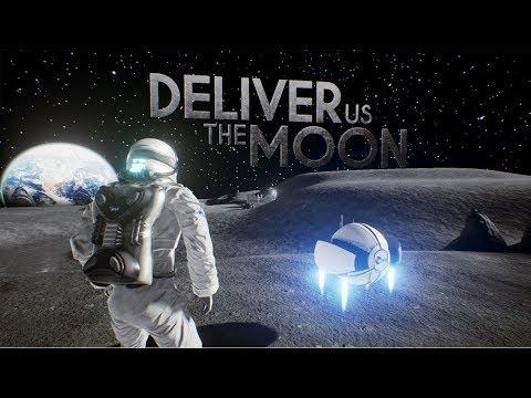 MISION A LA LUNA - Deliver us the Moon Gameplay Español