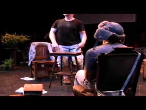 "Capital Fringe's ""Squirrel, or The Origin of a Species"" by Michael Merino   Nov 11, 2011"