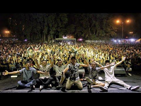 ORA MASALAH - GuyonWaton feat Agung Jondil | Live Alun-Alun Kidul Yogyakarta