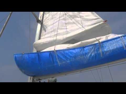 SF Catamaran Sea Trial in Jakarta
