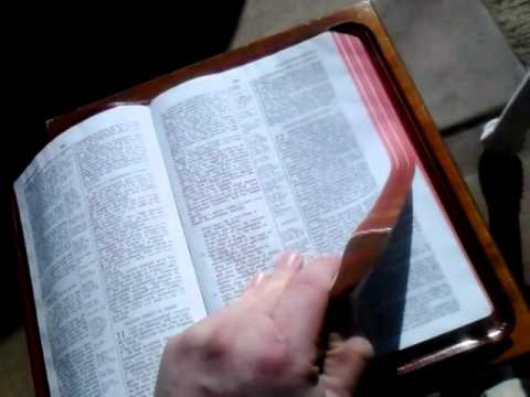 R.L. Allan NKJV Bible Review