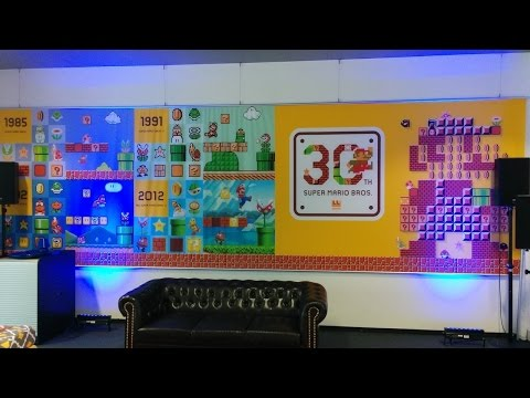 "Hands-on: Post-E3/2015-Event, Nintendo of Europe, Frankfurt! - ""Eyes on Nintendo""-Podcast #59"