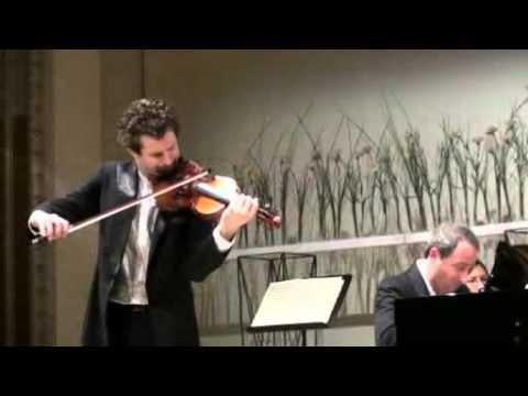 Tchaikovsky. Meditation. Ilya Gringolts, Itamar Golan.mp4