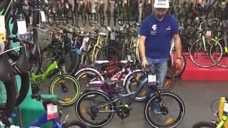 детский велосипед Scool Nixe 18 обзор