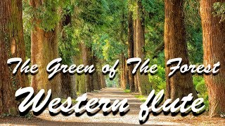 The Green of The Forest. Western flute. Sri Chinmoy plays 27 of his meditative melodies.