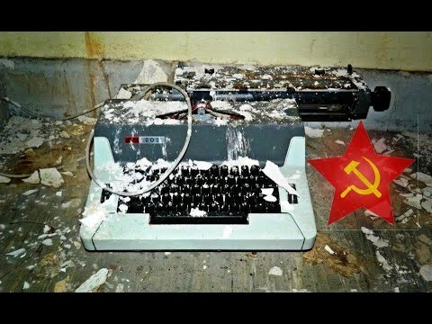 Forgotten Secret ExSoviet Nuclear Bunker from Cold War - Urban Exploration