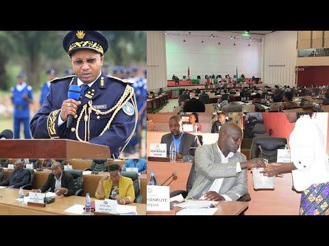 CPG Alain Guillaume Bunyoni niwe yemejwe n'inama nshingamateka kuba umushikiranganji wa mbere