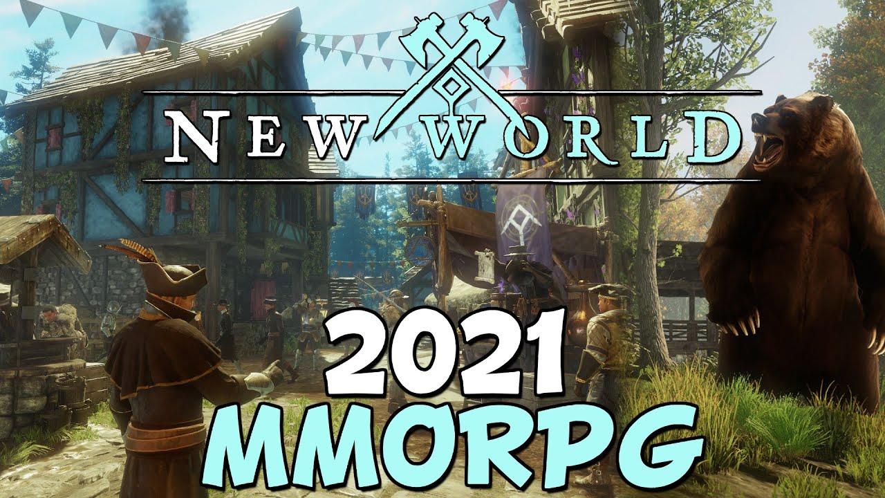 Best Pvp Mmo 2021 New World 2021 MMORPG.   YouTube
