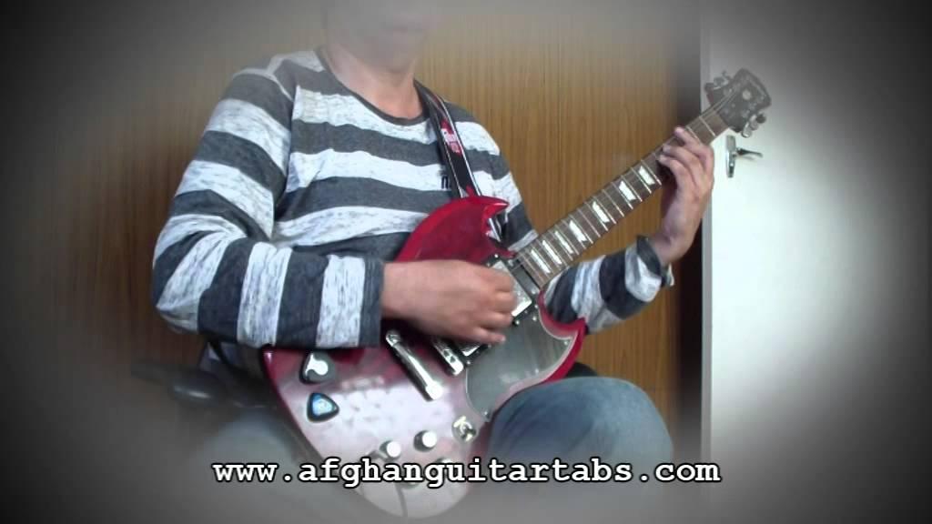 Afghan Rythem Guitar Farhad Darya - Dokhtar- u0641u0631u0647u0627u062f u062fu0631u06ccu0627 - u062fu062eu062au0631 Robab Quraishi Afghan Guitar ...