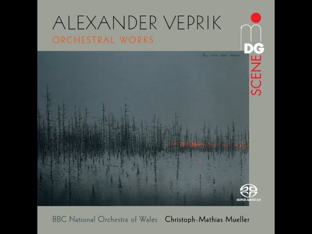 Alexander Veprik (1899-1958) Orchestral Works (World Premiere Recordings) Trailer   Mueller BBC NOW