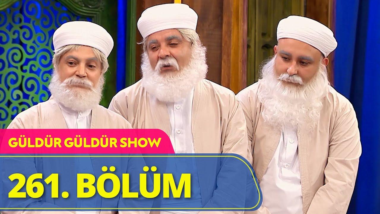 Güldür Güldür Show – 261.Bölüm