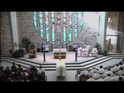 Funeral Mass for Fr. Robert Monnin