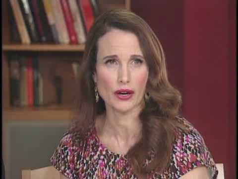 Andie MacDowell Introduces Time to Talk CARDIO Program ...