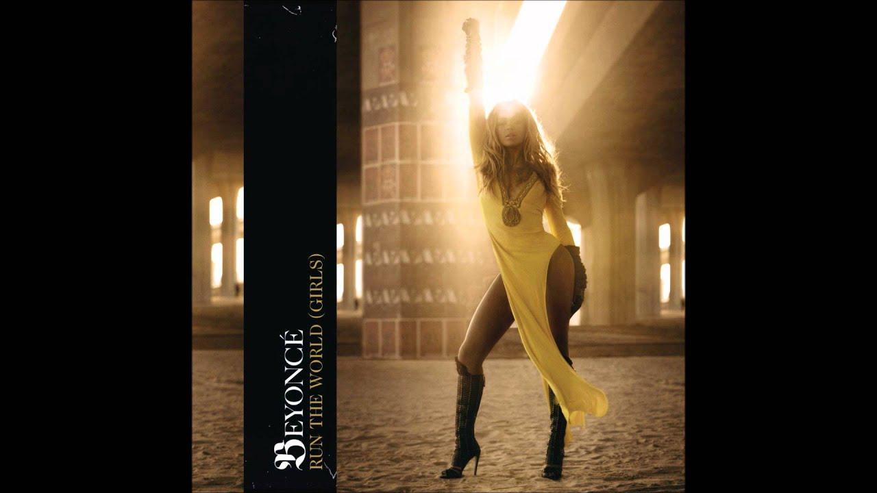 Beyonce - Run The World (Girls) Karaoke / Instrumental with lyrics - YouTube