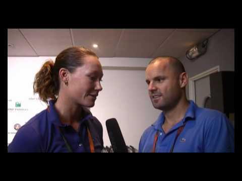 Samantha Stosur French Open