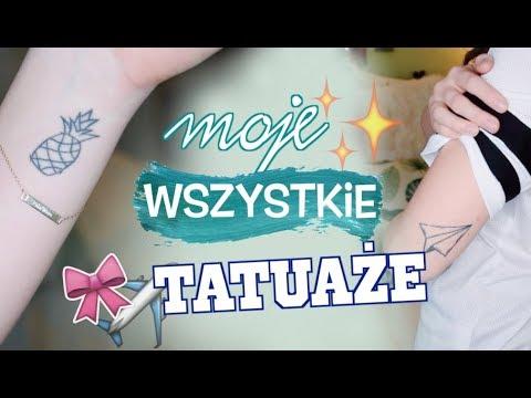 MOJE TATUAŻE | Sylwia Lipka