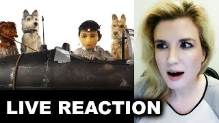 Isle of Dogs Trailer REACTION