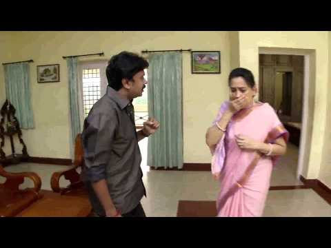 Ponnoonjal Episode 386 19/12/2014  Ponnoonjal is the story of a gritty mother who raises her daughter after her husband ditches her and how she faces the wicked society.   Cast: Abitha, Santhana Bharathi, KS Jayalakshmi Director: A Jawahar
