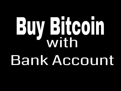 Learn How To Buy Bitcoin With Bank Account (in 6 Mins)