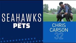 Chris Carson's Cane Corso 'Sosa' | Seahawks Pets