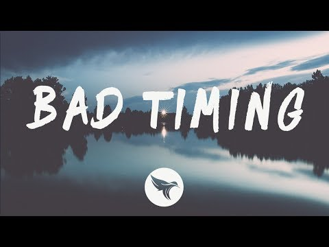 Andrey Azizov & Loren North - Bad Timing (Lyrics)