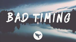 Andrey Azizov & Loren North - Bad Timing (Lyrics)