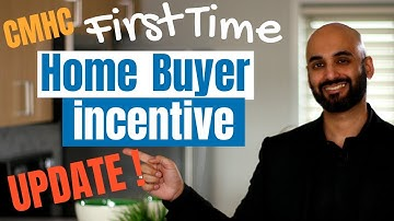 UPDATE: CMHC First Time Home Buyer Incentive 2019 (is it easier to buy a home?)
