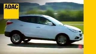 Hyundai iX 35 2.0 CRDi im Test | Autotest 2010 | ADAC