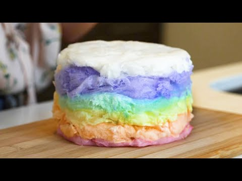 How To Make The Best Cotton Candy • Tasty