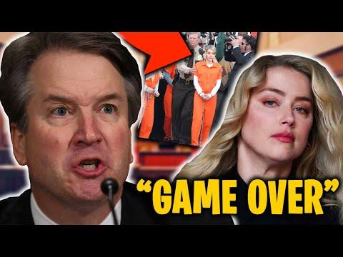 Le juge condamne officiellement Amber Heard à la prison ! (+10 ANS)