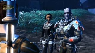 SWTOR - Light-ish Bounty Hunter part 14 Chapter 2 Start