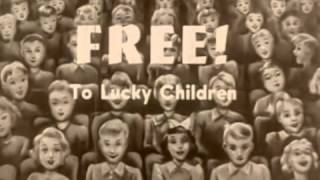 Summer Kid Show Promo (1950's)