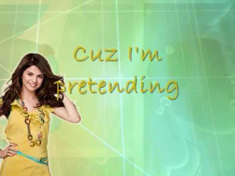 Selena Gomez Disappear Lyrics!